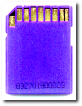 [Picture of a SD-flashdisk]